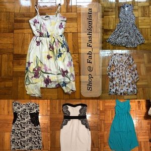 Dress bundle : spring summer floral
